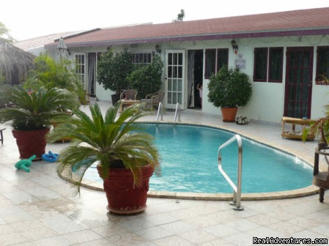 Aruba Harmony apartments..Harmony Apartment - Aruba Harmony, a charming place to be!