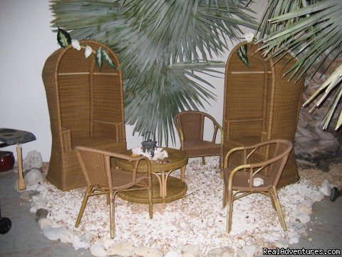 Romantic Hide Away...at Aruba Harmony Apartments - Aruba Harmony, a charming place to be!