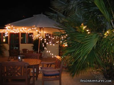 Aruba Harmony Apartments, the BBQ - Aruba Harmony, a charming place to be!