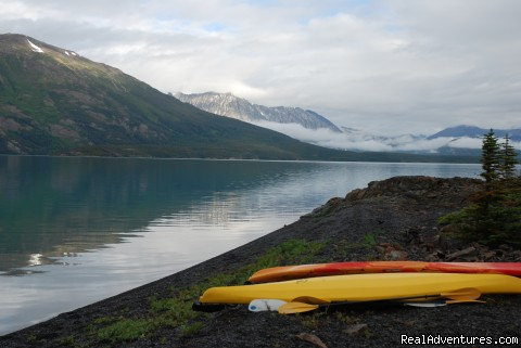 Atlin Lake Sea Kayaking, BC - Yukon Wilderness Vacations