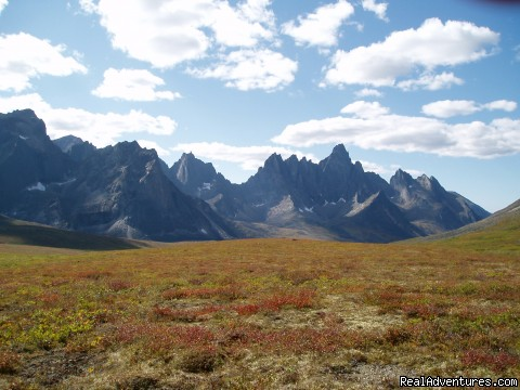 Tombstone Mountains - Yukon Wilderness Vacations