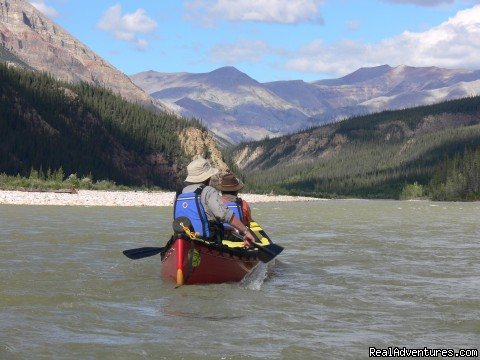 Mountain River - Yukon Wilderness Vacations