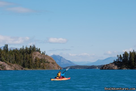 Sea Kayaking - Yukon Wilderness Vacations