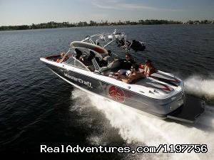 Ski Boat Rentals - Boat, Jet Ski Rentals & Lake Tours UT, NV, AZ, CA.