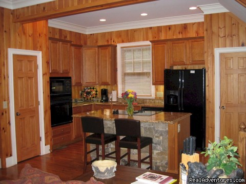 Bear's Den Fully Stocked Kitchen (#2 of 18) - Bear's Den Luxury Home Rental in Big Canoe