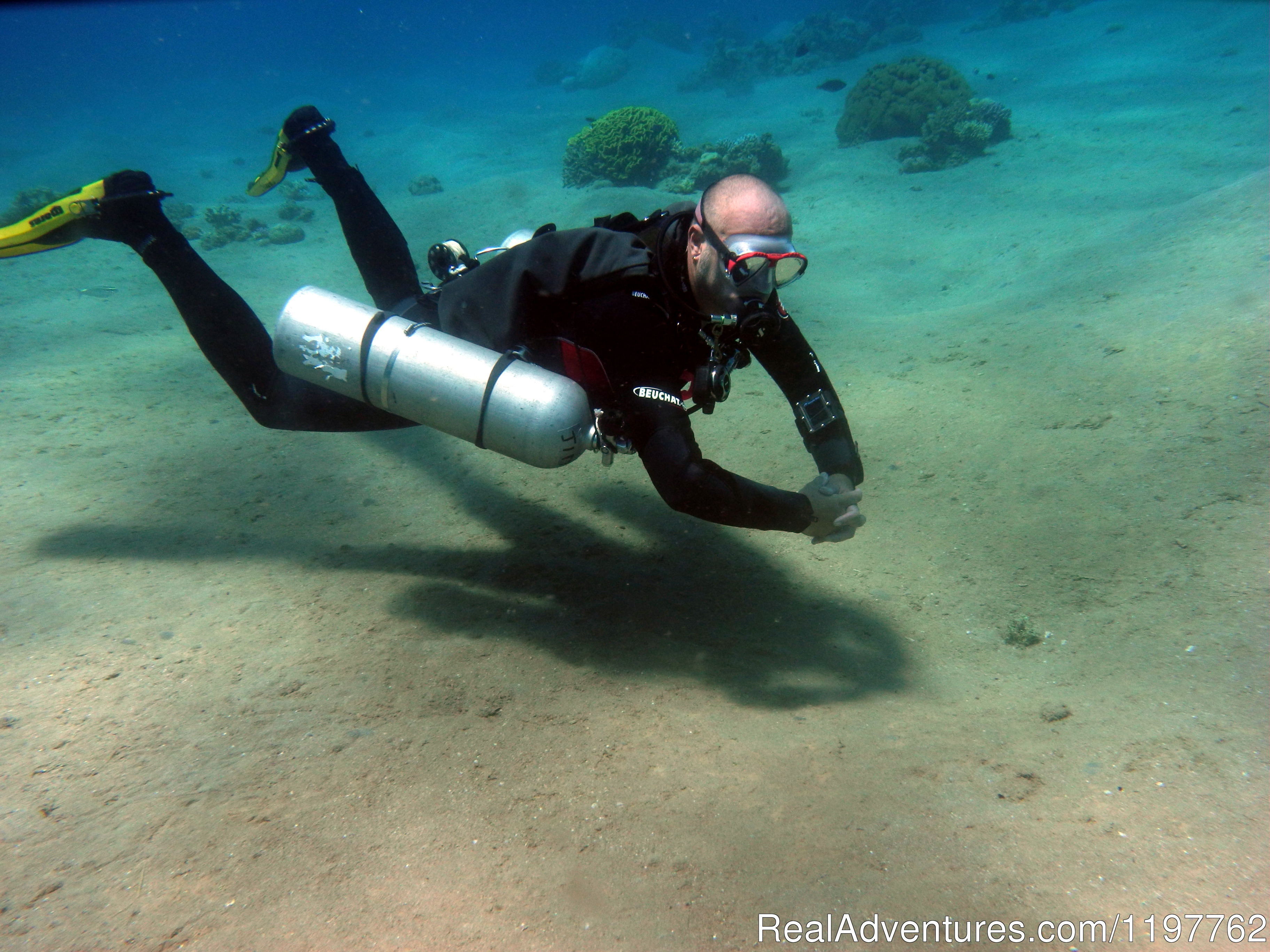 Sidemount diving | Image #15/23 | Red Sea Diving - With out the crowds