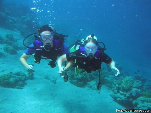Discover Scuba - Red Sea Diving - With out the crowds