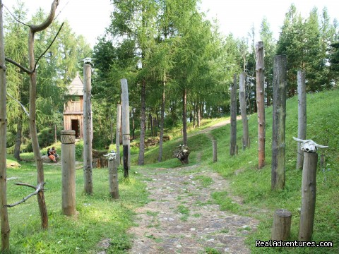 Havranok - open air museum - Adventure Hiking & Trekking in Slovakia