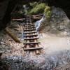 Sucha Bela gorge in Slovak paradise