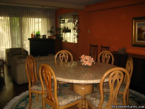 We have a room to rent in our house in Lima-Peru