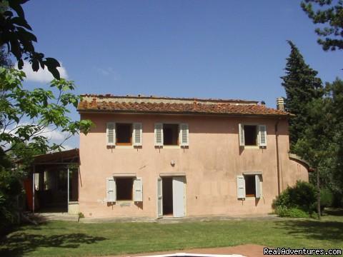 Casa Rossa, Tuscany