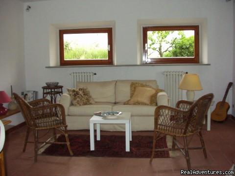 Image #2 of 6 - Casa Rossa, Tuscany