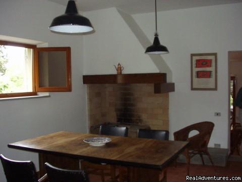 - Casa Rossa, Tuscany