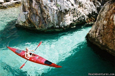 Discover  Croatia Hvar island and central Dalmatia - new sea kayaking paradise 