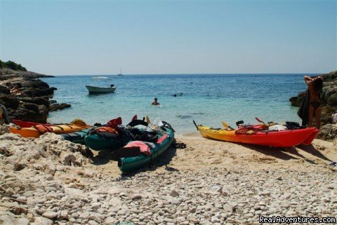 Image #4/5 | Sea Kayaking Adventure in Croatia