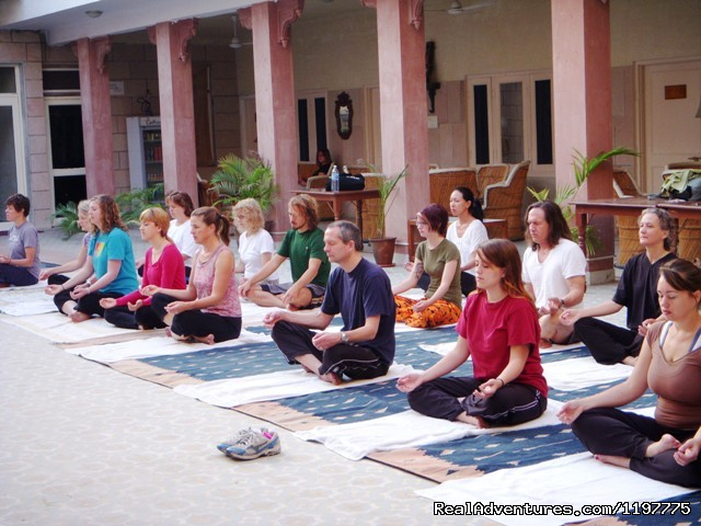 Early Morning Yoga Classes (#2 of 11) - Suryaa Villa (A Heritage Home)
