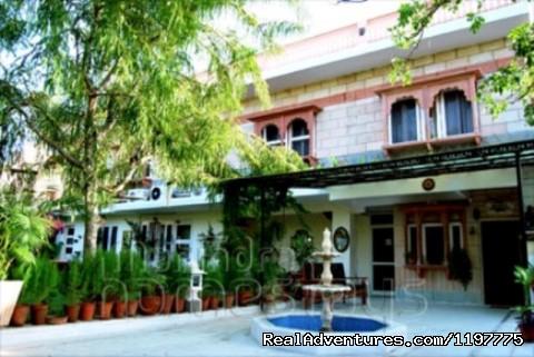 - Suryaa Villa (A Heritage Home)