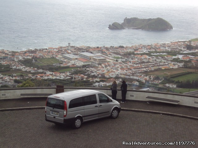 Islet of Vila Franca do Campo - Azores Van & Taxi Tours