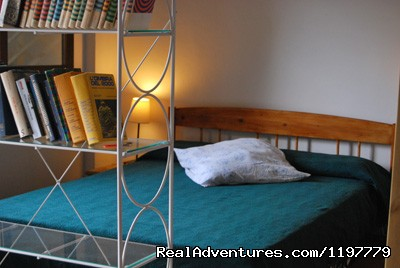 Grecale bed - Holiday apartment Tuscany coast near Pisa