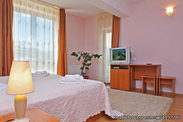 Double room with 2 balconies (#6 of 18) - Luxury Holiday Villa in a Private Mountain Resort