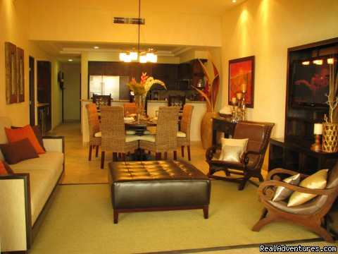 Living Area - Serena Marina and Golf