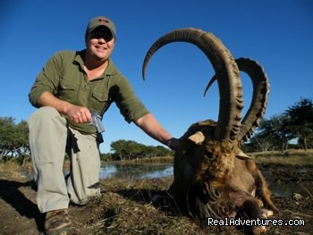 Ibex Hunting - Hunting Packages in Texas Hill Country