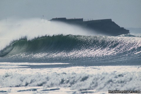 Image #1 of 8 - Baleal Surfcamp