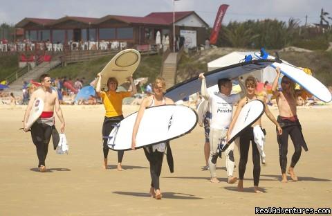 Image #3 of 8 - Baleal Surfcamp