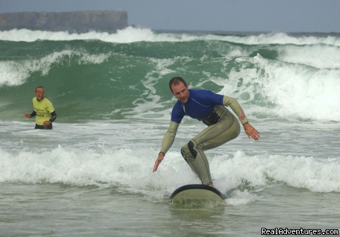 Image #4 of 8 - Baleal Surfcamp