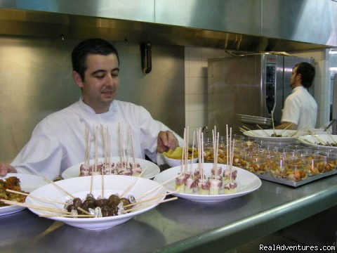Private Cooking Class Barcelona (#2 of 4) - Culinary Vacations in Spain