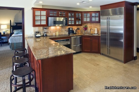 Gourmet state-of-the-art Kitchen - Guests Rave about Us See Why Resort+Snorkel Gear