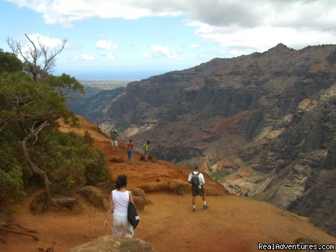 Hike Waimea Canyon, the  (#17 of 20) - Guests Rave about Us See Why Resort+Snorkel Gear
