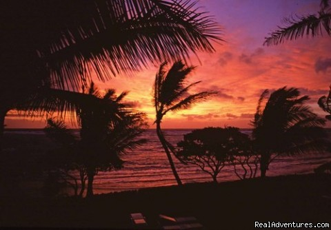 A Waipouli Beach Resort sunrise. (#19 of 20) - Guests Rave about Us See Why Resort+Snorkel Gear