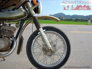 Motorcycling the legendary Ho Chi Minh Trail Hanoi, Viet Nam Motorcycle Tours