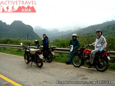 Motorcycling tour to Ho Chi Minh trails Vietnam - Motorcycling the legendary Ho Chi Minh Trail
