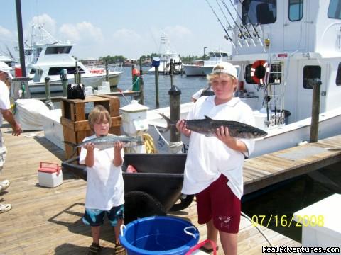spanish and kings (#3 of 4) - Gulf Shores-Orange Beach FISHING