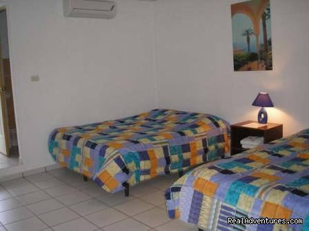 Our Beautiful and Comfortable Rooms - Hotel Paseo Sol beach mar costa sol El Salvador