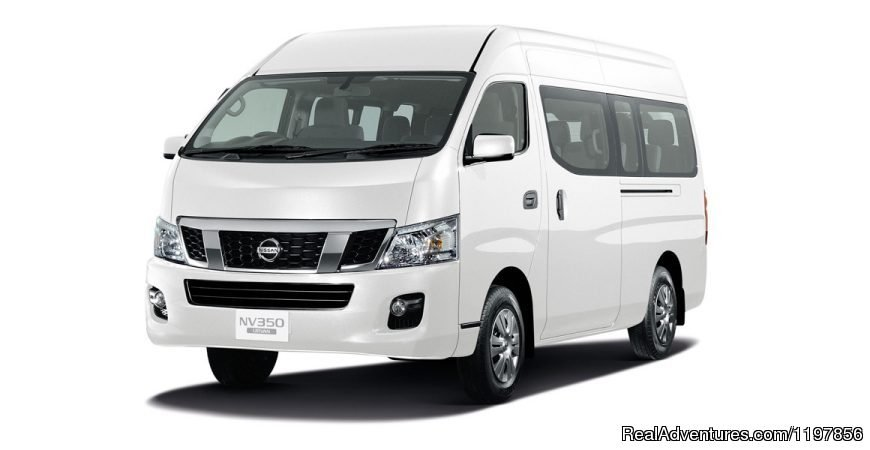 Car Rental - Nissan Urvan