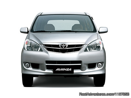 Kota Kinabalu International Airport Car Rental: Car Rental - Toyota Avanza