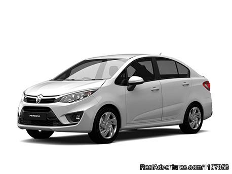 Car Rental - Sedan Car - Proton Wira (#7 of 16) - Kota Kinabalu International Airport Car Rental