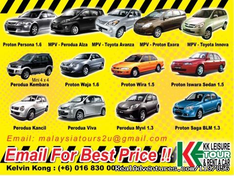Budget Car Rental in Kota Kinabalu  (#2 of 16) - Kota Kinabalu International Airport Car Rental