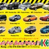Budget Car Rental in Kota Kinabalu