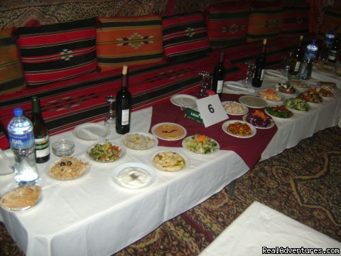 Local Food (#3 of 14) - Jordan; Kingdom of History & Civilizations