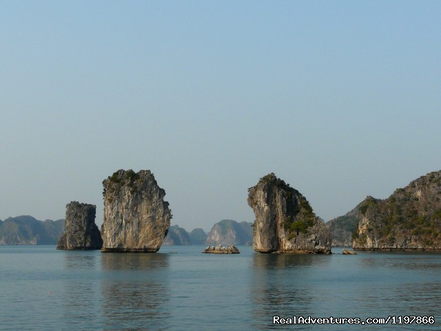 Indochina Sails - Halong Bay cruises (#5 of 5) - Indochina Sails - Halong Bay Cruises