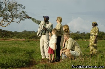 Guided Nature Walk (#5 of 17) - 14 Nights Safari in Kenya and Tanzania