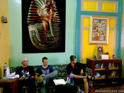 Image #4/5 | African House Hostel