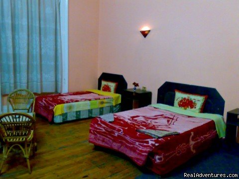 doouble room | Image #5/5 | African House Hostel