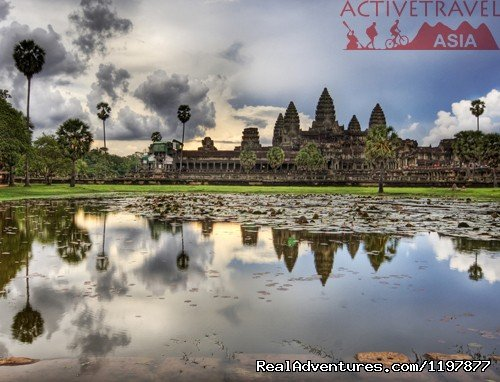 Cycling tours to explore Angkor Wat, Cambodia | Image #3/10 | Cycling to Coastal Cambodia 8 days