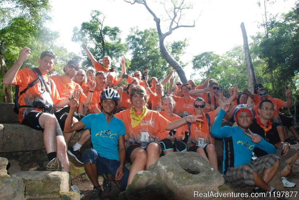 Cycling tours to explore Angkor Wat, Cambodia | Image #10/10 | Cycling to Coastal Cambodia 8 days