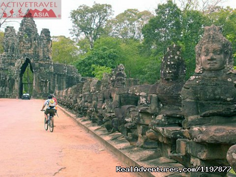 Cycling tours to explore Angkor Wat, Cambodia (#4 of 11) - Cycling to explore Angkor Temples, Cambodia 7 days